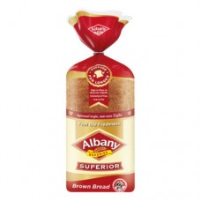 ALBANY SUPERIOR BROWN BREAD 700G