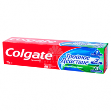 COLGATE TOOTHPASTE TRIPLE ACTION 50ML