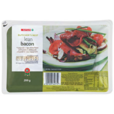 SPAR BACON LEAN 200G