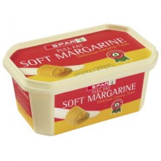 SPAR MARGARINE FULL FAT TUB 1KG